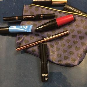 Eyeliner and mascara bundle
